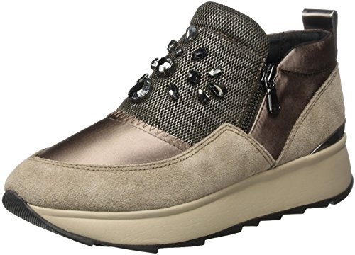 detaljerad look försäljning Storbritannien fantastiskt pris Купить женские кроссовки Geox ✓ Geox Damen D Gendry A Sneaker ...