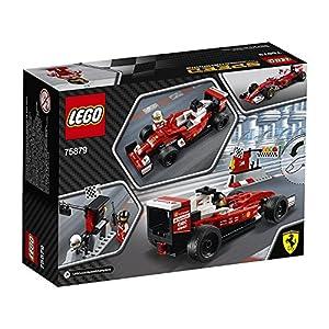 "Lego Speed Champions 75879 ""Scuderia Ferrari SF16-H"" Building Set"