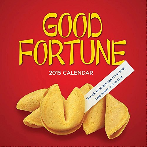 Good Fortune 2015 Daily Boxed Calendar by 2015 Calendars 2015 Boxed Daily Calendar