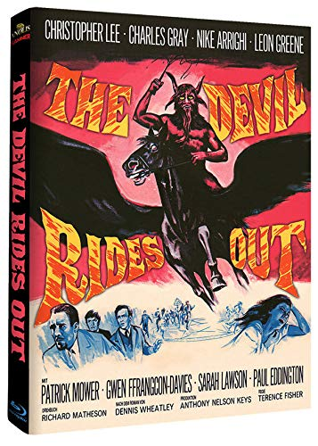 Devil Rides Out - Mediabook - Cover A - Limited Edition - Hammer Edition Nr. 28 [Blu-ray]