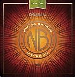 D 'Addario nbm1154111,5–41luz níquel bronce mandolina cuerdas