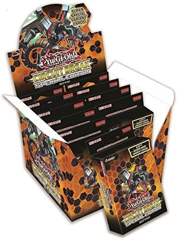 Yu Gi Oh. 15238 Circuit Break Special Edition écran Boîte de 10 | Valeur Formidable