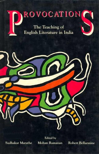 Provocations: Teaching of English Literature in India