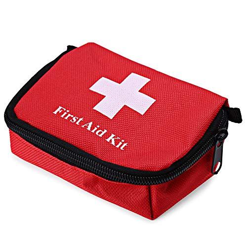 Harpily Outdoor Verbandskasten,Outdoor Wandern Camping Reisen Notfall Medizinische Tasche Home Bag Case Camping Und Wanderbedarf