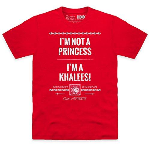 Official-Game-of-Thrones-Khaleesi-Camiseta-Para-hombre