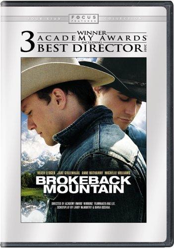 Brokeback Mountain by Heath Ledger