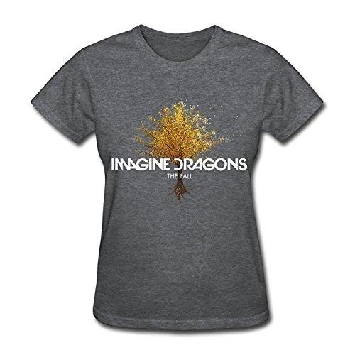 Women's Imagine Dragons The Fall T-shirt