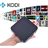 BPS Quad Core Android Jailbroken TV Box Mini PC Multimedia player Fully Loaded XBMC Kodi WiFi with Streamer 1GB/8GB CPU Amlogic S805, 1.5 GHz with bps logo
