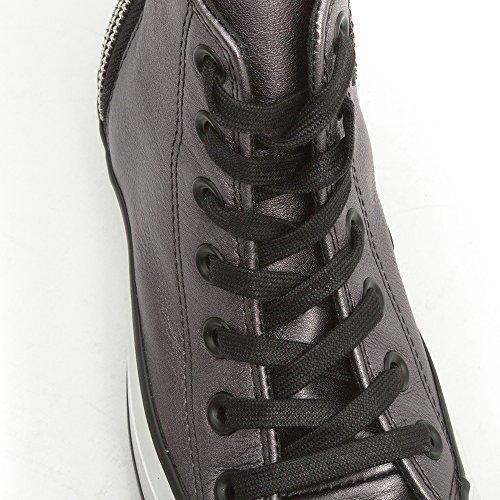 Sneaker Zip Damen Metal Converse Hi Metallic Tri wIg5qqvz