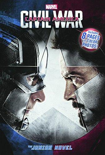 Marvel's Captain America Civil War: Junior Novel