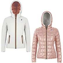 new product 80af4 b4ecf k way donna inverno - Amazon.it