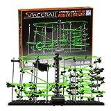 IGGI SpaceRail Level 4 - Glow In Die Dunkle Perpetual Rollercoaster 5 Schienenstränge