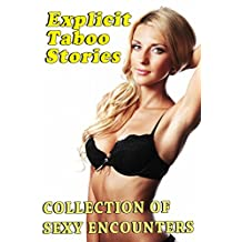 EXPLICIT TABOO STORIES (English Edition)