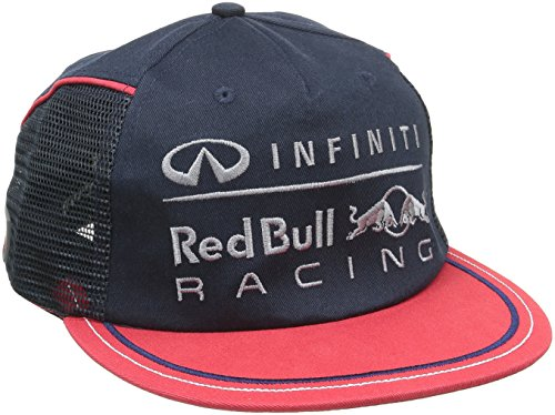 Red Bull Racing Herren Kappe, Rot, One size, PM040279