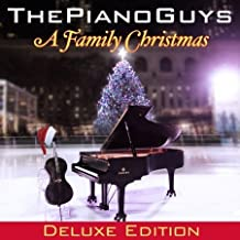 A Family Christmas (CD+DVD Deluxe Edition) by Piano Guys (2014-10-18)