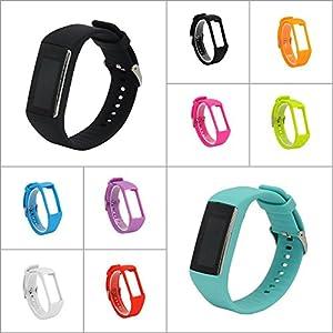 Gereton Universal Silikon Ersatzarmband Armband Für Polar A360 A730 GPS Smart Uhr Smart Armband