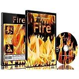 Feuer DVD - Feuer gefilmt in HD - Endlosschleife Kamine, Lagerfeuer, Holzfeuer