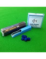 Billard Bleu Diamant, Predator 1080Pure Craie & supafile Value Pack