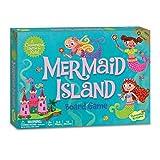 Best Peaceable Kingdom Kids Games - Mermaid Island Cooperative Board Game Review