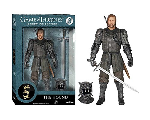 Game of Thrones Der Hund Legacy Action Figur