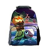 Rucksack Reisen Halloween Schule Bookbags Schulter Laptop Daypack College Bag für Damen Herren Jungen Mädchen (Farbe : Pattern 3)