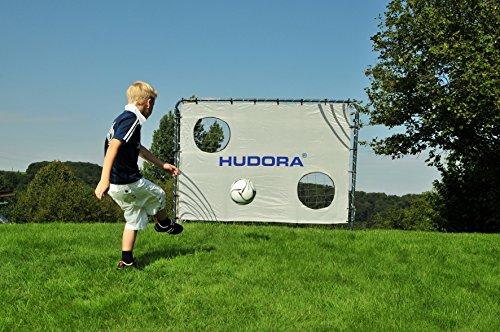 HUDORA Fußballtor Freekick mit Torwand (Art. 76900) - 3
