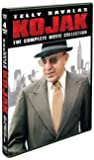 Kojak: The Complete Movie Collection [DVD] [Region 1] [US Import] [NTSC]