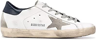 Golden Goose Luxury Fashion Donna GWF00102F00031110270 Bianco Pelle Sneakers   Stagione Permanente