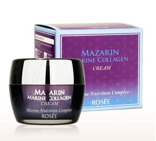 Korean Cosmetics_Rosee Mazarin Marine Collagen Cream 55ml