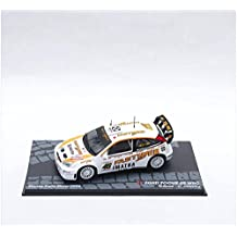 Coches Rally IXO 1:43 1/43 Ford Focus WRC Rossi/Cassina 2006 Monza RallyShow eRAL044