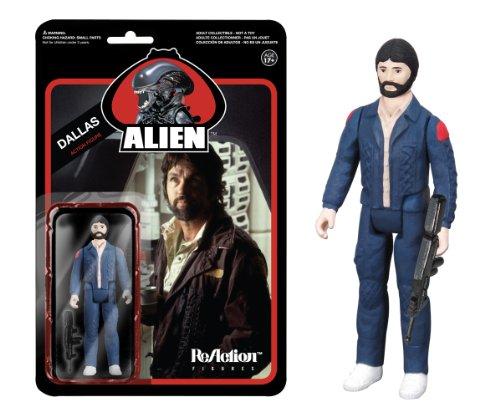 ReAction Alien Figuras Figura Dallas Acción 1