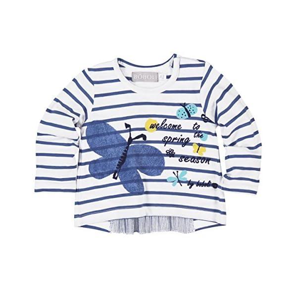 boboli Camiseta de Manga Larga para Bebés 1
