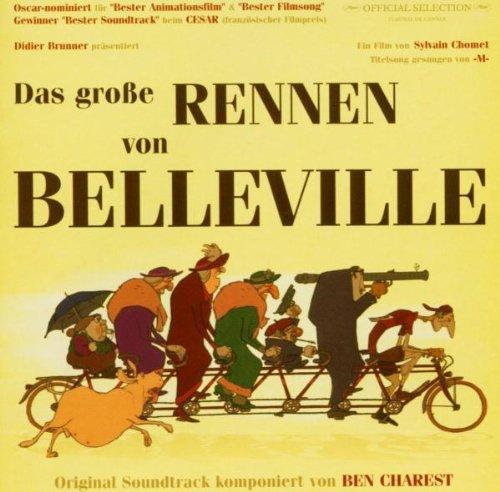 Das Grosse Rennen Von Belleville
