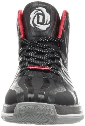 Adidas D Rose 4.5,-Schuhe Basketball Herren Black1/Black