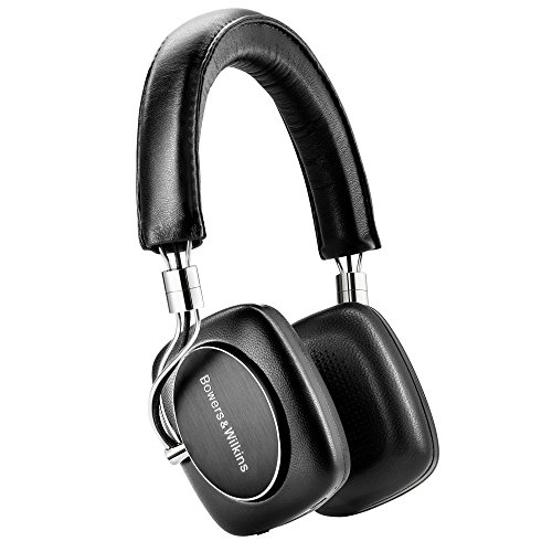 Bowers & Wilkins P5 Wireless Cuffia Chiusa Bluetooth, Nero