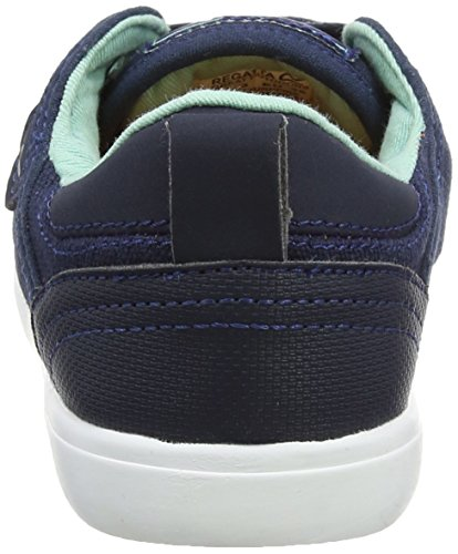 Regatta L Turnpike, Sneakers Femme Bleu (Nvyblz/icegr)