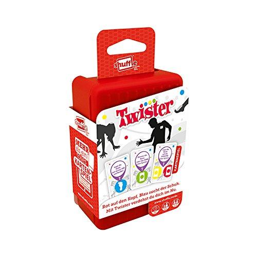 Preisvergleich Produktbild Cartamundi 22503062 - Shuffle Twister, weiß