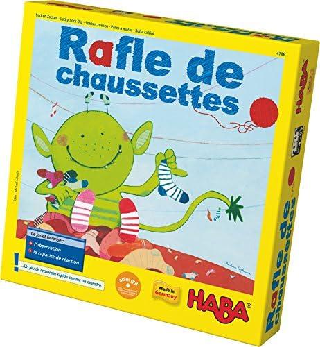 Mettre la réduction jusqu'au bout HABA HABA HABA - Rafle de chaussettes, 4786 0179fe