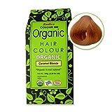 #2: Radico Colour Me Organic 100% Natural Hair Dye (Caramel Blonde) by RADICO COLOUR ME