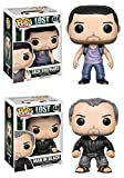 On this island, survival is not a game. From ABC's Lost, the survivors find themselves in the world of Pop! Vinyls. The Lost Jack Shephard and Man In Black Pop! Vinyl Figure measures approximately 3 3/4-inches tall, packaged in a window display box.