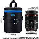 PROfoto.Trend/JJC DLP-4II Imperméable pour Intérieur Deluxe Étui pour Objectif-Dimensions: 100 x 182mm [Voir Description pour Compatibilité]