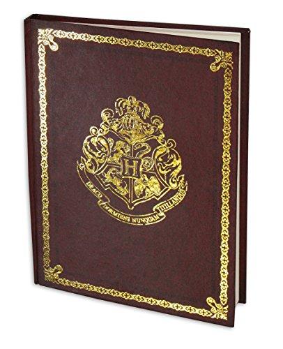 Cuaderno de notas Harry Potter - Hogwarts Crest
