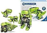 BSD Pädagogisches Spielzeug - 4 in 1 Solar Energie Roboter Dinosaurier