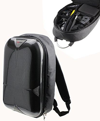 Navitech Custodia / Zainetto da Azione Duro di Azione per il VicTsing 2.0 Inch Full HD WIFI Action Camera