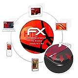 atFolix Schutzfolie passend für Hisense Infinity H11 Pro Folie, entspiegelnde & Flexible FX Bildschirmschutzfolie (3X)