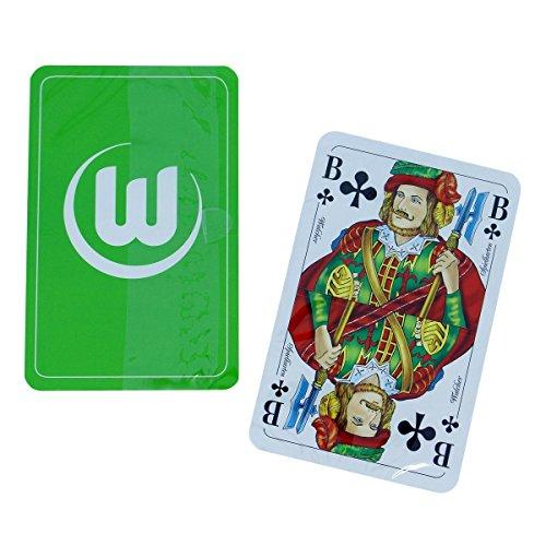 VfL Wolfsburg Skatspiel / Skatkarten / Kartenspiel / Skat / Card Game