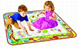 from AquaDoodle Aquadoodle Super Colour Deluxe Large - Mess Free Drawing Fun for Children ages 18 months+ Model T72373