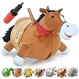 WALIKI Toys Bouncy Horse Space Hopper Einhorn