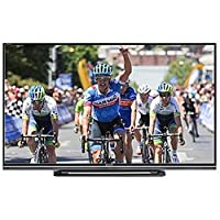 """46"""" FULL-HD LED TV WITH FREEVIEW Audio Visual Televisions and Tuners, 46"""" FULL-HD LED TV WITH FREEVIEW, Plug Type: UK, Colour: Black, External Depth: 280mm, External Length / Height: 664mm, External Width: 1056mm, MSL: -, Weight: 13.9kg"""