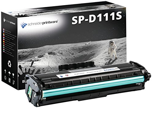 Schneider Printware Toner | 200 Prozent mehr Druckleistung | kompatibel zu Samsung MLT-D111S D111S für Samsung Xpress M2020 M2022 M2022W M2026 M2026W M2070 M2070F M2070FW M2070W,3.000 Seiten